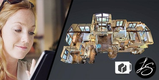 Interactive 3D Virtual Tours