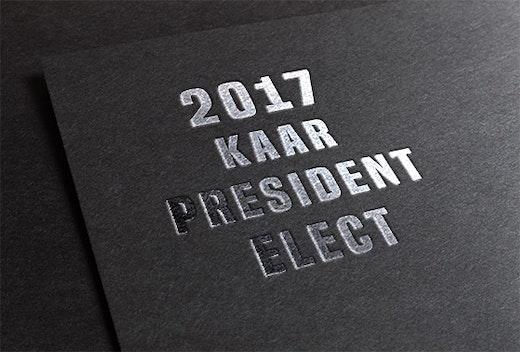 Laura Slyman KAAR President Elect
