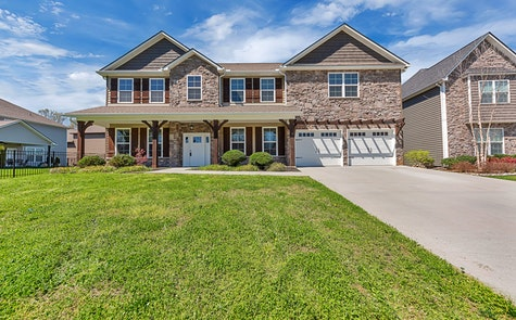 12331 BLACKSBURG LANE KNOXVILLE, TN 37922